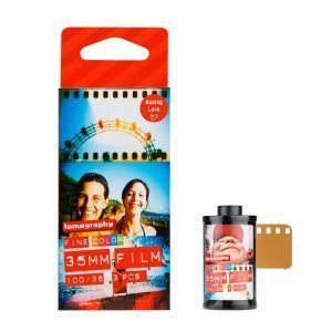 Lomography Color Negative 100 135 35mm pack 3